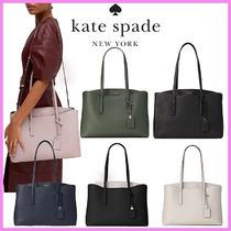 Kate Spade SALE! トートバッグ margaux large work tote