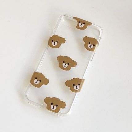 LOVE IS GIVING スマホケース・テックアクセサリー 韓国人気★ LOVE IS GIVING ★ friends jelly phone case 全2種(2)