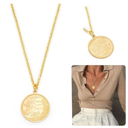 ◇Ron Herman取扱い◇Baby Medallion Coin ネックレス