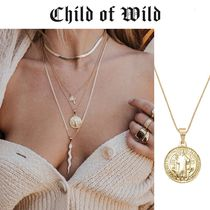 ☆Child of Wild☆Holy Traveler Necklace☆コインネックレス