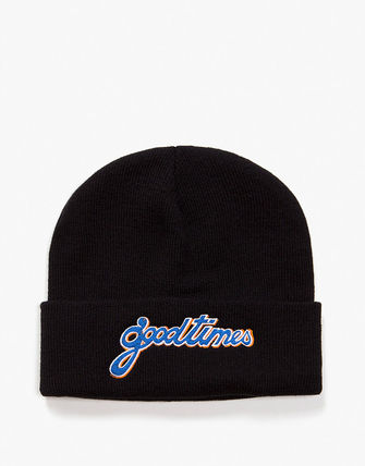 have a good time ニットキャップ・ビーニー have a good time GOOD TIMES BEANIE MH656 追跡付(2)