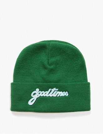 have a good time ニットキャップ・ビーニー have a good time GOOD TIMES BEANIE MH656 追跡付(4)