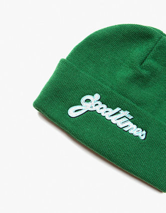 have a good time ニットキャップ・ビーニー have a good time GOOD TIMES BEANIE MH656 追跡付(5)