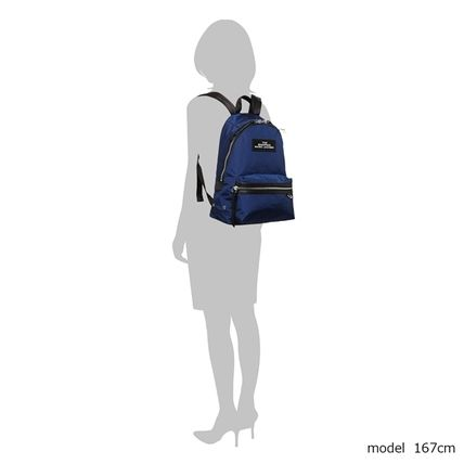 MARC JACOBS バックパック・リュック 【即発】MARCJACOBS レディースリュックサック【国内発】(4)