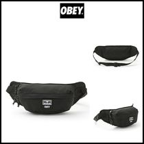 19-20AW新作!! ★ OBEY ★ Obey Takeover Sling Bag