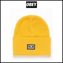19-20AW新作!! ★ OBEY ★ Obey Icon Eyes Beanie