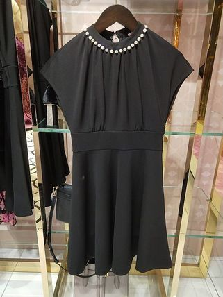 kate spade new york ワンピース Kate spade★パール パヴェ ドレス casual pearl pave dress
