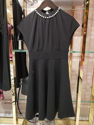 kate spade new york ワンピース Kate spade★パール パヴェ ドレス casual pearl pave dress(2)