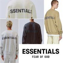 【FEAR OF GOD】Essentials Crew Neck Sweatshirt トレーナー