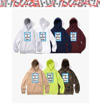 ★HAVE A GOOD TIME★ Blue Frame Pullover Hoodie 7色