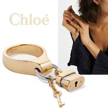 ∞∞ CHLOE∞∞ Colleen パッドロック リング☆