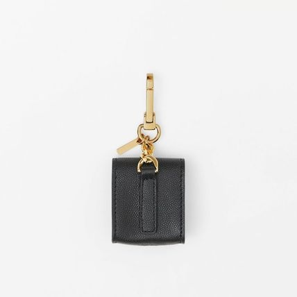 Burberry スマホケース・テックアクセサリー 【BURBERRY】Grainy Leather AirPod Case(2)
