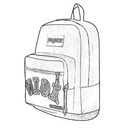 oioi korea バックパック・リュック 【OIOI】[5.B.O X JANSPORT] RIGHT PACK SIGNATURE SERIES(2)