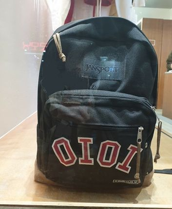 oioi korea バックパック・リュック 【OIOI】[5.B.O X JANSPORT] RIGHT PACK SIGNATURE SERIES