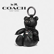 限定★COACH×STAR WARS DARTH VADER BEAR BAG CHARM F88049