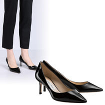 JimmyChoo ROMY60 PUMPS PATENT LEATHER