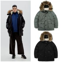 COVERNATの19A / W Goose down expedition parka 全2色