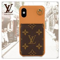 20SS 国内発送[LOUIS VUITTON] IPHONE・バンパー XS MAX