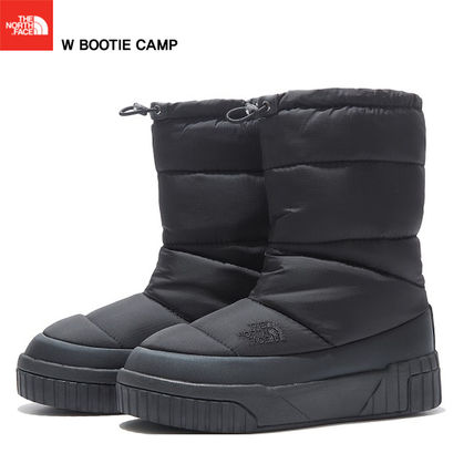 【THE NORTH FACE】W BOOTIE CAMP