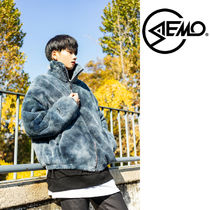 *SEMO*韓国FASHION*FLARE OVER-FIT ボア FLEECE ブルゾン