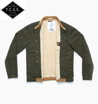 【TCSS】人気ジャケット★LOS CAPTAIN III JACKET FOREST