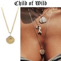☆Child of Wild☆Caesar Coin Necklace☆コインネックレス