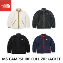 ★THE NORTH FACE★新作★人気★CAMPSHIRE FULL ZIP JACKET_4色