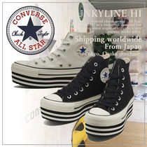 CONVERSE(コンバース) スニーカー 【CONVERSE】コンバース ALL STAR CHUNKYLINE HI