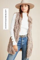 【Anthropologie】Tonia Faux Fur Vest  お洒落なファーベスト