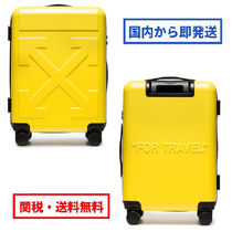 YELLOW ARROW SUITCASE / イエロー / スーツケース/Off-White