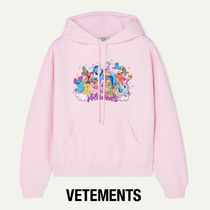 ∞∞ VETEMENTS ∞∞ Unicorn print フーディー☆