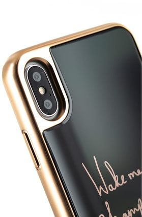 TED BAKER スマホケース・テックアクセサリー Champagne iPhone X/Xs/Xs Max & XR Case(2)