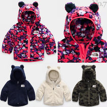 THE NORTH FACE▼くま耳もこもこパーカー▼INFANT CAMPSHIRE