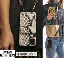 Urban Outfitters(アーバンアウトフィッターズ) iPhone・スマホケース 【Urban Outifitters】クロスボディ iPhoneケース 11,Pro,ProMax