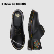Dr Martens★1461 EMBROIDERY★アップリケ★刺繍★3ホール★兼用