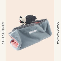 MONCHOUCHOU☆モンシュシュ☆ペット☆Cover Me Blanket Fur Coral Blue