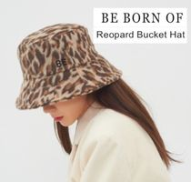 【be born of】Reopard Bucket Hut