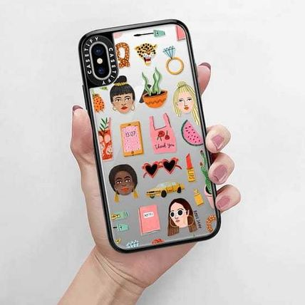 Casetify スマホケース・テックアクセサリー Casetify iphone Gripケース♪MIXED PATTERN BY BODIL JANEi♪(9)