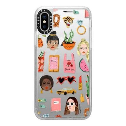 Casetify スマホケース・テックアクセサリー Casetify iphone Gripケース♪MIXED PATTERN BY BODIL JANEi♪(10)