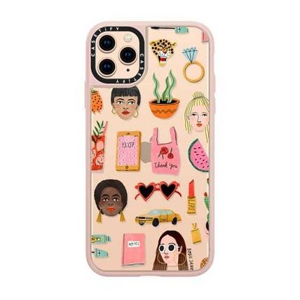 Casetify スマホケース・テックアクセサリー Casetify iphone Gripケース♪MIXED PATTERN BY BODIL JANEi♪(14)