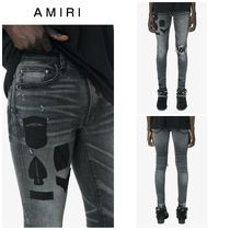 【AMIRI】☆新作☆ Painter Military Patch Jean Web Exclusive