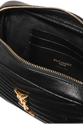 Saint Laurent ショルダーバッグ・ポシェット ∞∞ Saint Laurent ∞∞ Lou mini quilted leather バッグ☆(5)