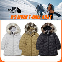 【THE NORTH FACE】K'S LIVEN T-BALL COAT☆100〜150Cm