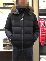MONCLER★19/20AW ウール ファー付きダウン ALLEMAND★関税込み