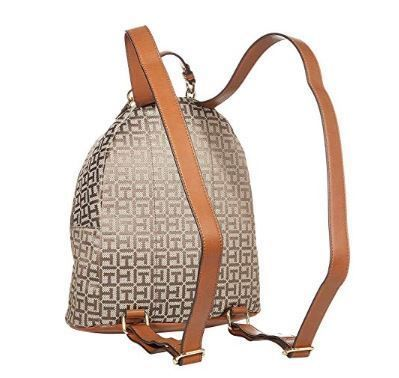 Tommy Hilfiger バックパック・リュック 国内発 関税無 Tommy Hilfiger★Claudia Jacquard Dome Backpack(2)