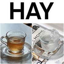 HAY◆デンマーク発◆Pirouette Cup and Saucer◆