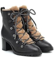 Exclusive Hillary 65 leather ankle boots シアリングブーツ