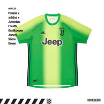 Palace Skateboards(パレススケートボーズ) ウェア 人気話題!Palace x adidas x Juventus 4th Goalkeeper Jersey