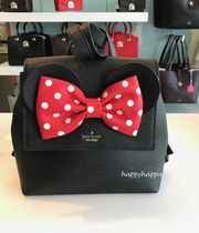 【kate spade×minnie mouse】 限定コラボ復刻!バックパック♪