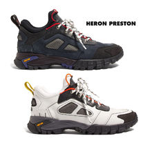 [HERON PRESTON] Security レザースニーカー
